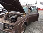 1981 Volvo 240 Wagon