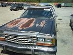 1984 Ford LTD Crown Victoria