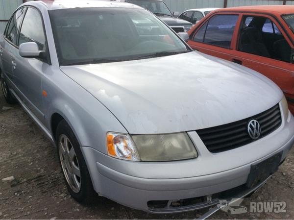 Row52 1999 Volkswagen Passat At Pick N Pull Salt Lake