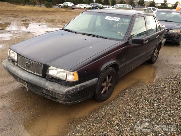 Pick N Pull Tacoma >> Row52 | 1996 Volvo 850 at PICK-n-PULL Arlington YV1LS554XT1316370