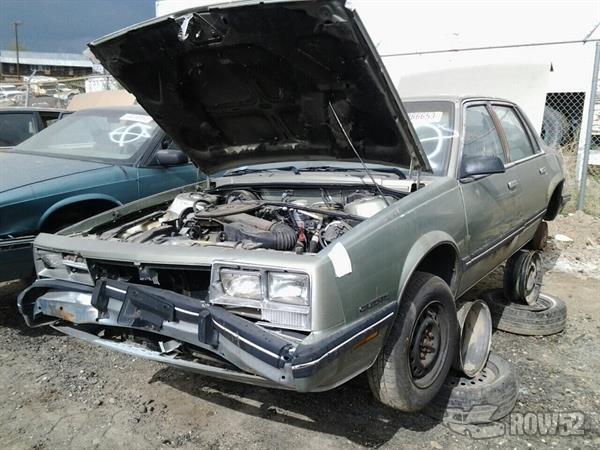 Row52 1985 Chevrolet Celebrity At Colorado Auto Amp Parts