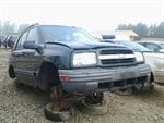 2002 Chevrolet Tracker