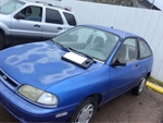 1994 Ford Aspire