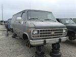 1992 Chevrolet Sport Van