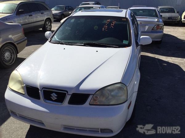 2004 Suzuki Forenza