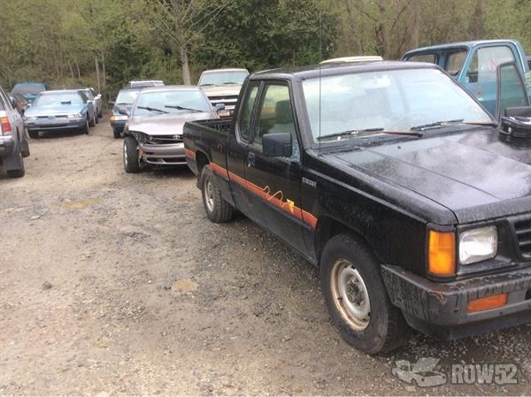 Pick N Pull Tacoma >> Row52 | 1990 Mitsubishi Mighty Max at PICK-n-PULL Lynnwood JA7FL25W2LP018728