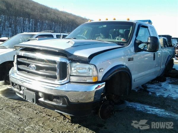 Row52 | 2003 Ford F-350 SD at Horseheads Pick A Part ...
