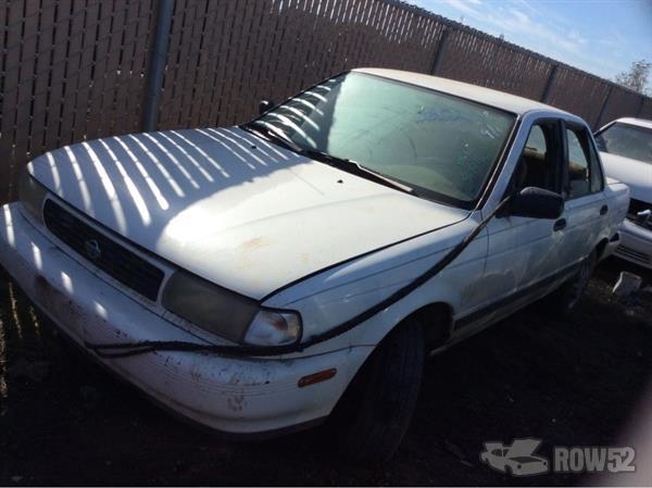 Pick N Pull Moss Landing >> Row52 | 1993 Nissan Sentra at PICK-n-PULL Moss Landing 1N4EB31F0PC776793