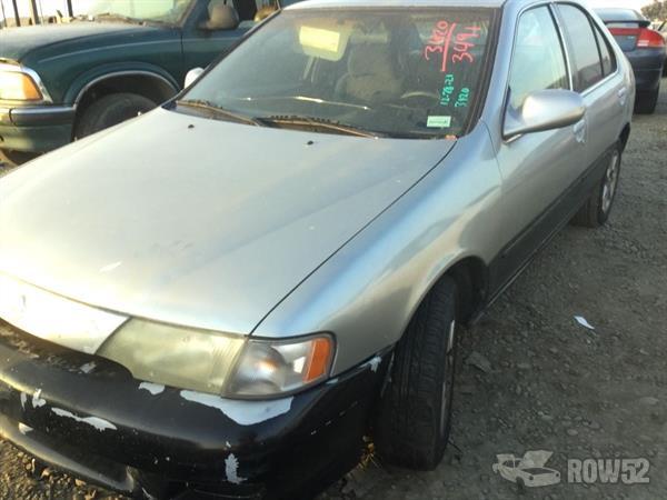 1999 Nissan Sentra