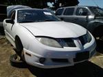 2005 Pontiac Sunfire