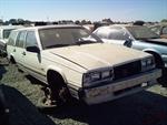 1989 Volvo 740 Wagon