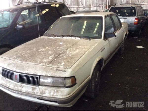 Row52 1995 oldsmobile cutlass ciera at pick n pull for Muncie u pull