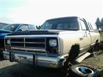 1987 Dodge D150