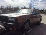 1985 Volvo 740