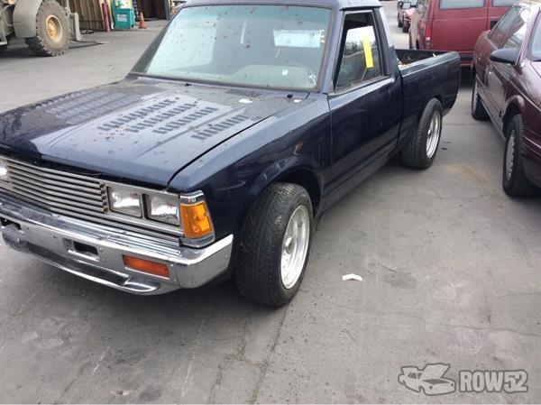 Pick N Pull Tacoma >> Row52 | 1986 Nissan Pickup at PICK-n-PULL Rancho Cordova JN6ND01S5GW123212