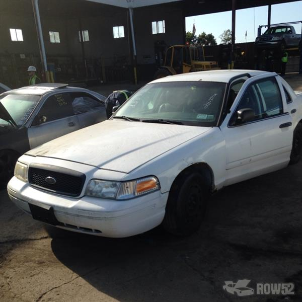 Row Ford Crown Victoria At U PULL PAY Albuquerque - 2003 crown victoria