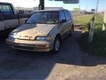 1988 Honda Civic Wagon