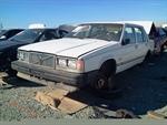 1987 Volvo 740