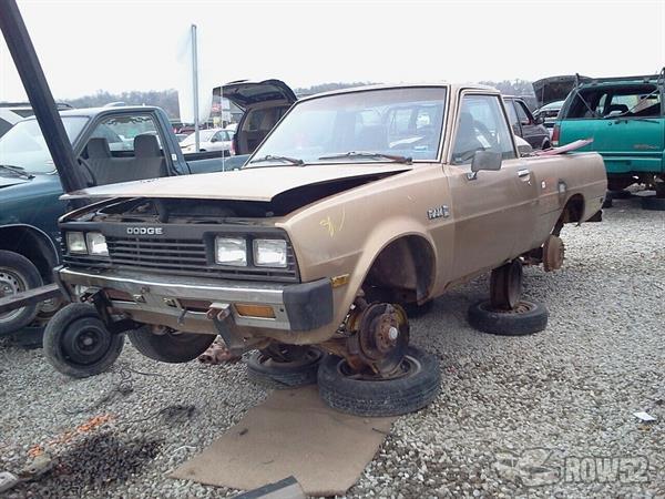 Pick N Pull Tacoma >> Row52 | 1985 Dodge D50 at PICK-n-PULL Kansas City (Truman Rd.) JB7FP44EXFP407097