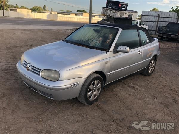 2002 Volkswagen Cabrio