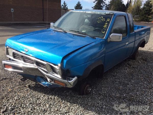 Pick N Pull Tacoma >> Row52 | 1995 Nissan Pickup at PICK-n-PULL Arlington 1N6SD16Y4SC338029