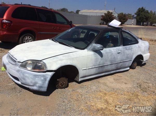 Pick n pull redding autos post for Honda dealership chico ca