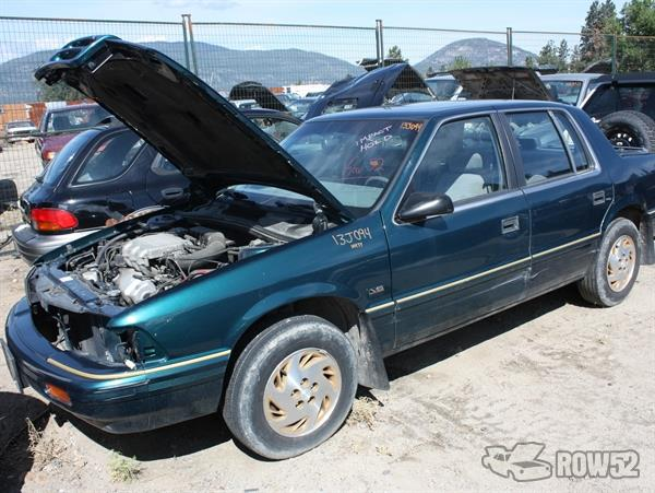 Pick N Pull Tacoma >> Row52 | 1994 Dodge Spirit at A1 Autosalvage 1B3XA4632RF232535