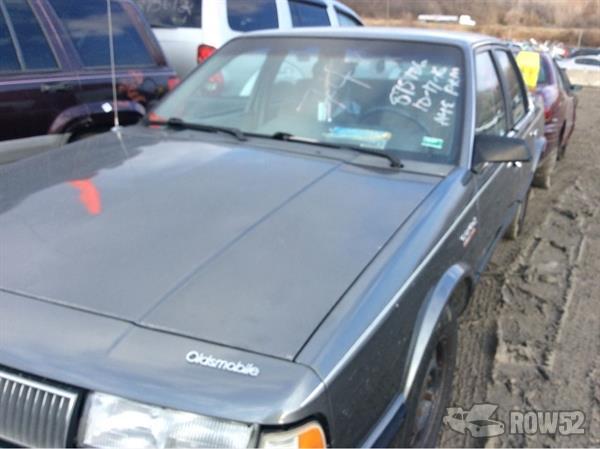 Row52 1992 oldsmobile cutlass ciera at pick n pull for Muncie u pull