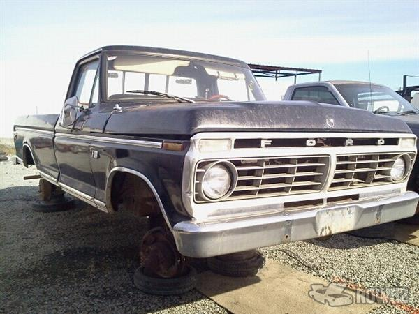 Row52 | 1974 Ford Truck (Pre-81) at PICK-n-PULL Fairfield ...