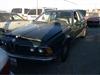 1987 BMW 6-Series