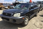 2002 Hyundai Santa Fe