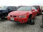 2001 Pontiac Grand Prix