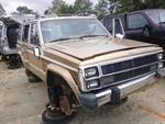 1986 AMC Wagoneer