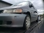 2000 Honda Odyssey