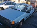 1984 Toyota Corolla