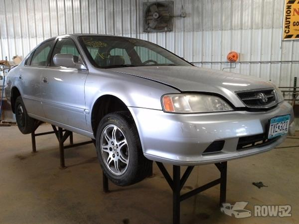 Row Acura TL At Ewe Pullet Self Service Used Auto Parts - 2000 acura tl parts