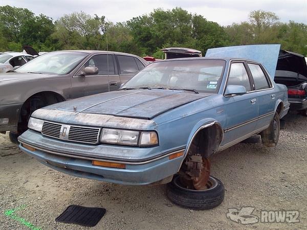 Pick N Pull Tacoma >> Row52 | 1988 Oldsmobile Cutlass Ciera at PICK-n-PULL Dallas South 2G3AM5130J9431184
