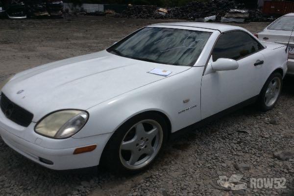 1999 Mercedes Benz SLK