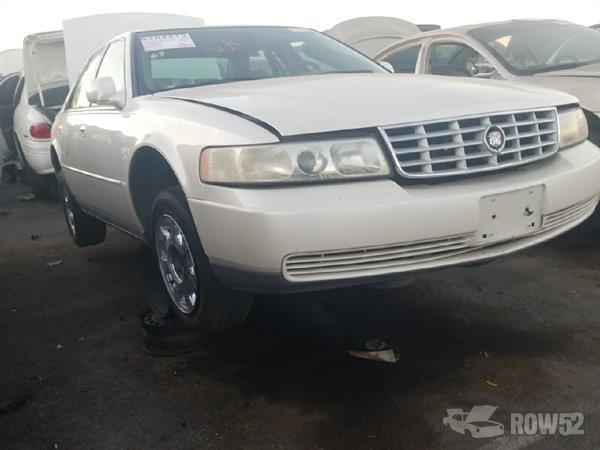 Row52 2001 Cadillac Seville At Pull N Save Glendale 1g6ks54y31u121506