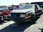 1986 Audi 5000