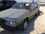 1986 Volvo 740