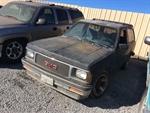 1991 Chevrolet S10 Blazer