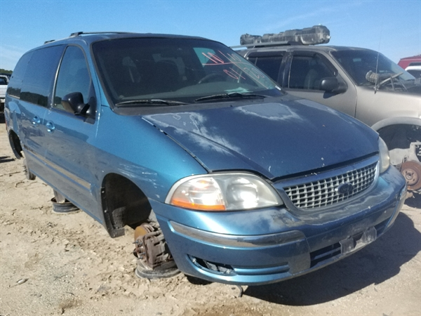 row52 2001 ford windstar at hwy 195 used auto parts self service 2fmza52481ba25726 row52
