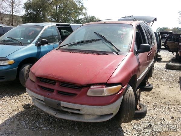 Row52 1996 Dodge Grand Caravan At Barrys U Pull It Mobile