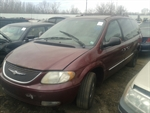 2002 Chrysler Town & Country