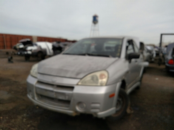 Row52 2003 Suzuki Aerio At Pull N Save Phoenix South Js2ra41s435169172