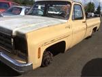 1978 Chevrolet Truck (Pre-81)