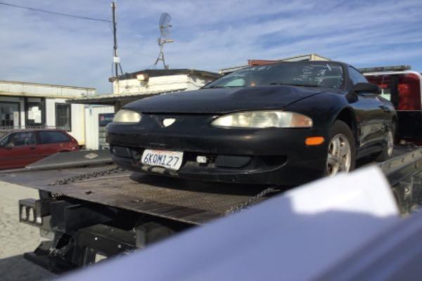 Row52 1995 Eagle Talon At Pick N Pull San Jose North 4e3ak44y8se175326