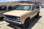 1986 Ford Bronco II