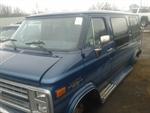 1991 Chevrolet Sport Van
